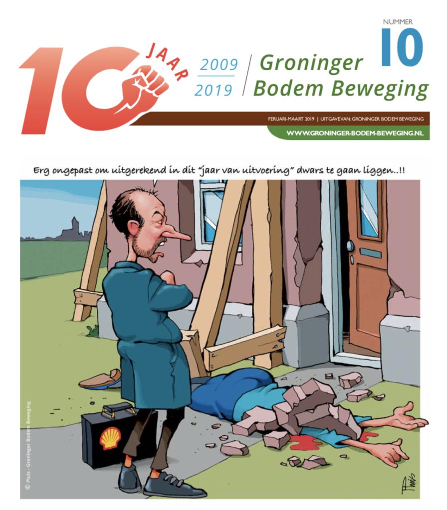 Versterking Groningen GBB krant